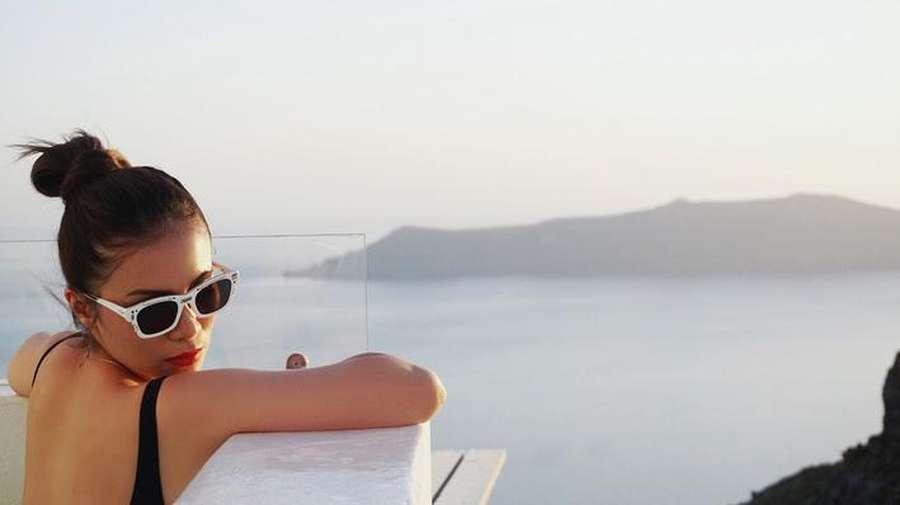 Stunning! Penampilan Momo Geisha saat Honeymoon