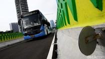 TransJakarta Buka Rute Ciledug-Kuningan