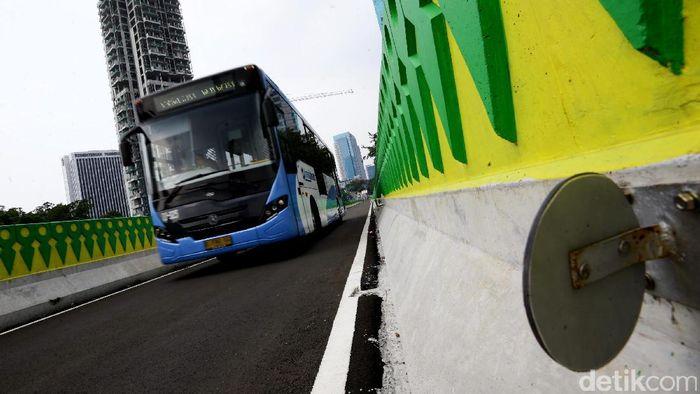 Transjakarta Buka Rute Ciledug Kuningan