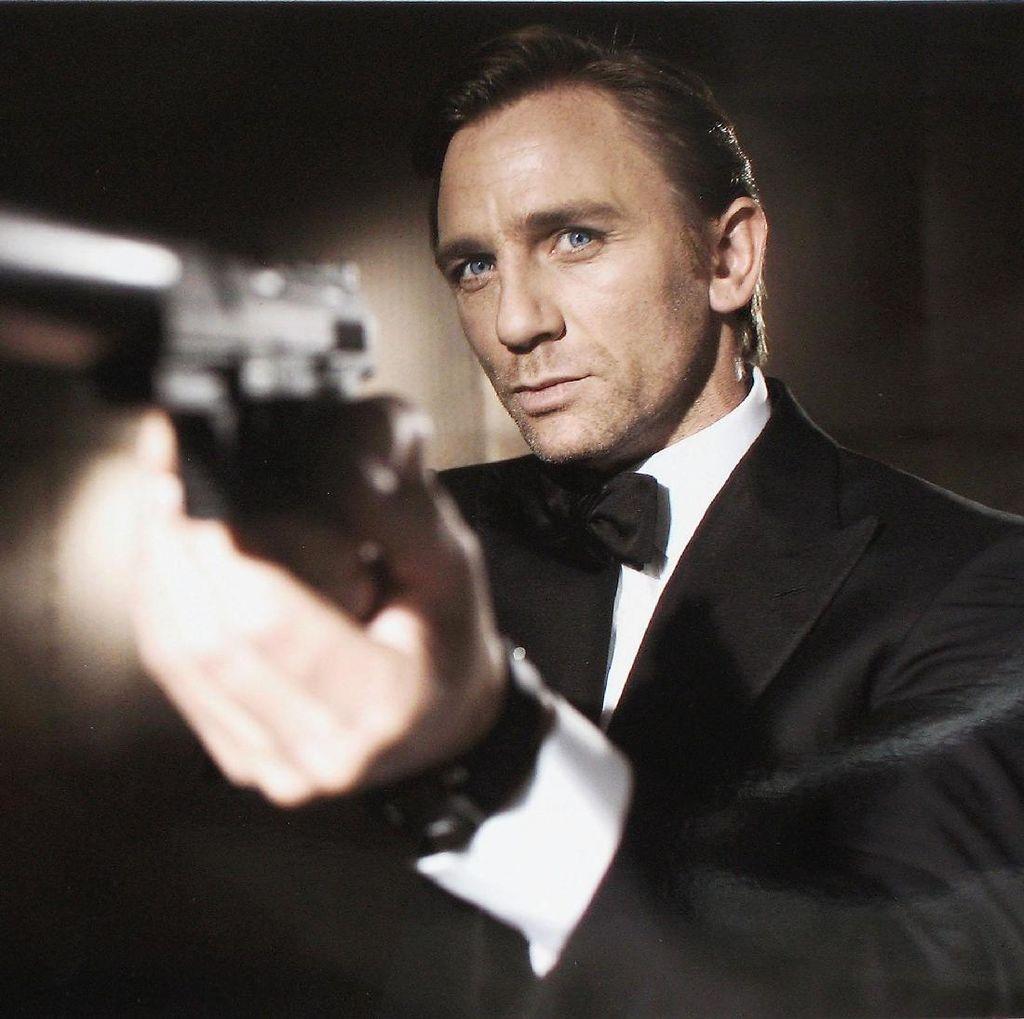 Penampilan Perdana Daniel Craig di Bond 25
