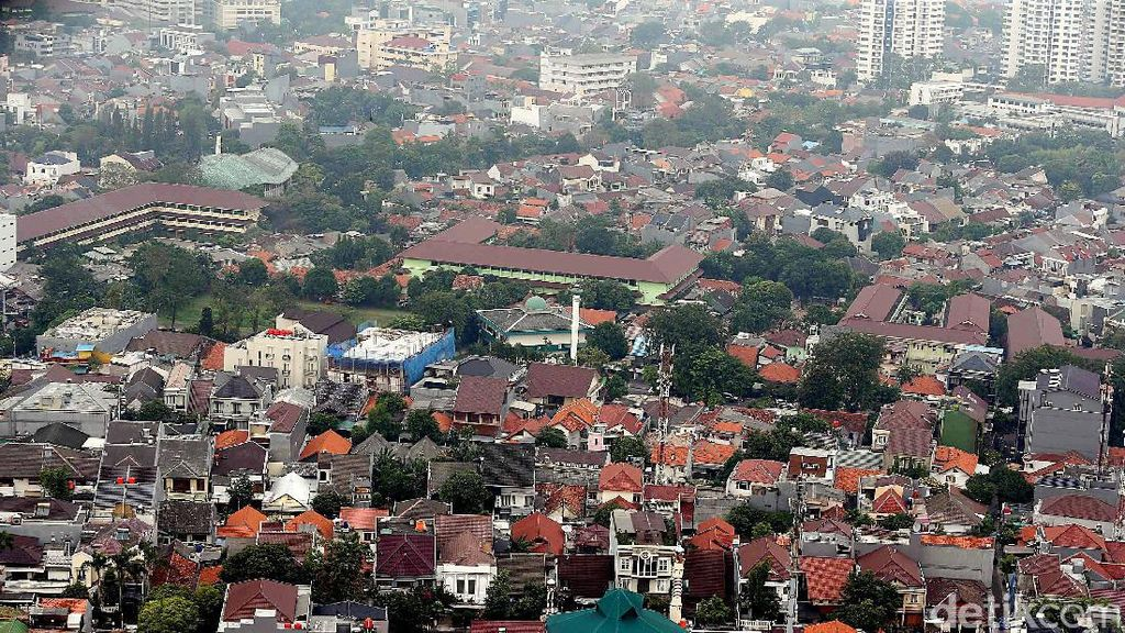 Soal Lokasi Ibu Kota Baru, Jokowi: Wapres Usulkan Mamuju
