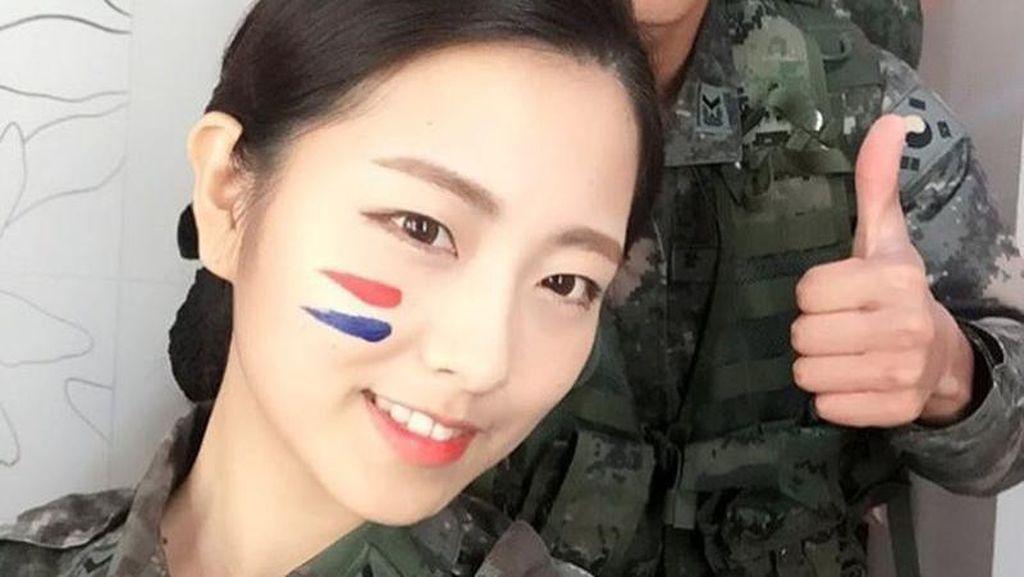 Imut dan Cantik, Tentara Wanita Jadi Ikon Baru Militer Korea Selatan