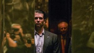 Putra Sulung Trump Rilis Percakapannya dengan WikiLeaks