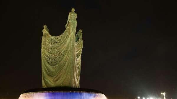Miris! Patung-patung Nyoman Nuarta yang Pernah Dibongkar