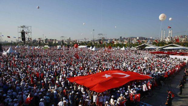 Revolusi Meral Aksener, Perempuan Turki Penantang Erdogan