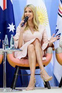 Tak Kalah Stylish dari Ivanka Trump, Ini Penampilan Ivanka Trump di KTT G20