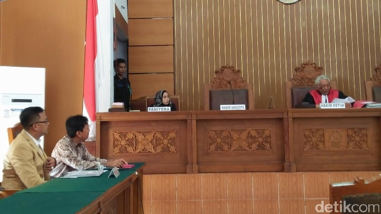 Praperadilan Hary Tanoe, Hakim Tanya soal Pengiriman SPDP