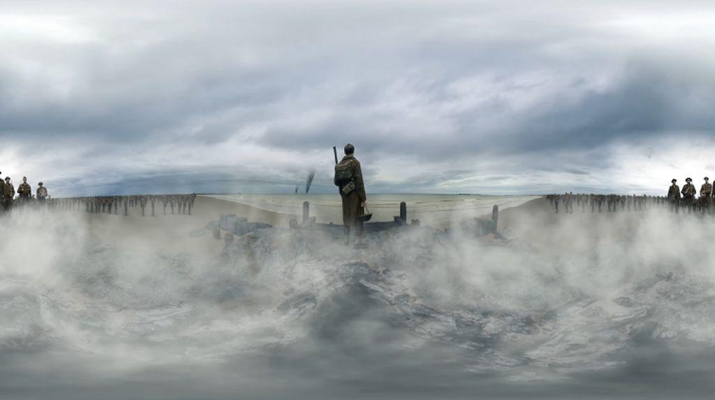 Video VR Dunkirk Super Menegangkan