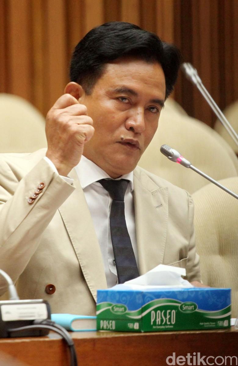 DKI Siap Ganti Rugi Pengembang Pulau, Yusril: Ujungnya Uang Rakyat