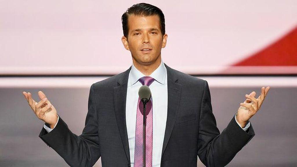 Don Si Penerus Takhta Gurita Bisnis Donald Trump