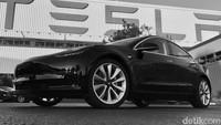 Waduh, Tesla Model 3 Meledak saat di Parkir