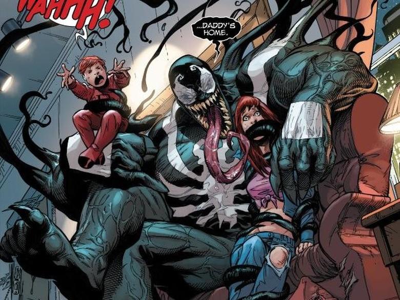 Jadi... Benarkah Tak Bakal ada Spider-Man di Film Venom?
