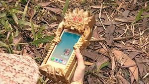 Casing Ponsel Es Krim Nusantara Mulai Diburu Netizen