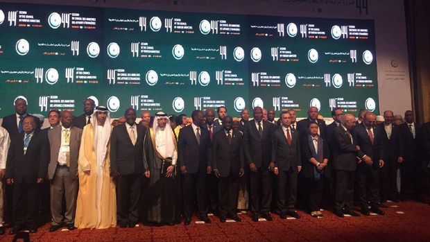 Konferensi Tingkat Menteri (KTM) Organisasi Kerjasama Islam (OKI) di Pantai Gading