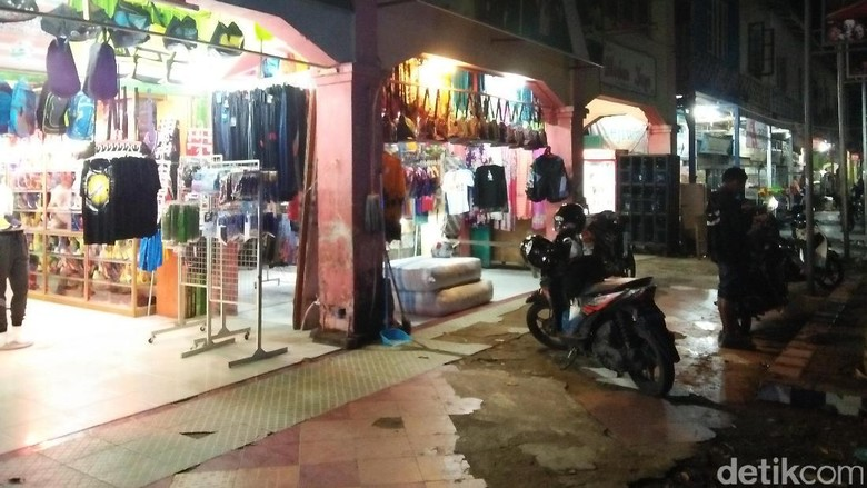 Pasar Kota Sabang (Bonauli/detikTravel)