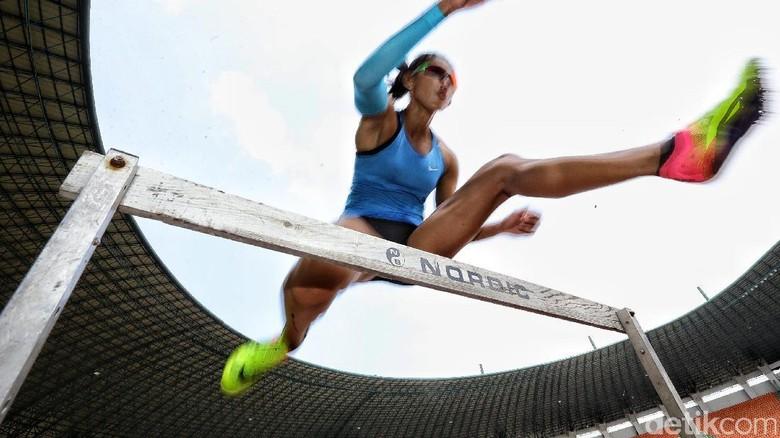 Seandainya Indonesia Punya Banyak Kompetisi Atletik Antarkampung