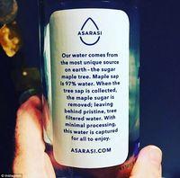 Ini Asarasi, Air Mineral Kemasan Pertama yang Berlabel Organik