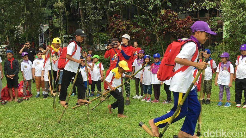 Banyak Manfaatnya, Yuk KenalinPermainan Tradisional ke Anak-anak