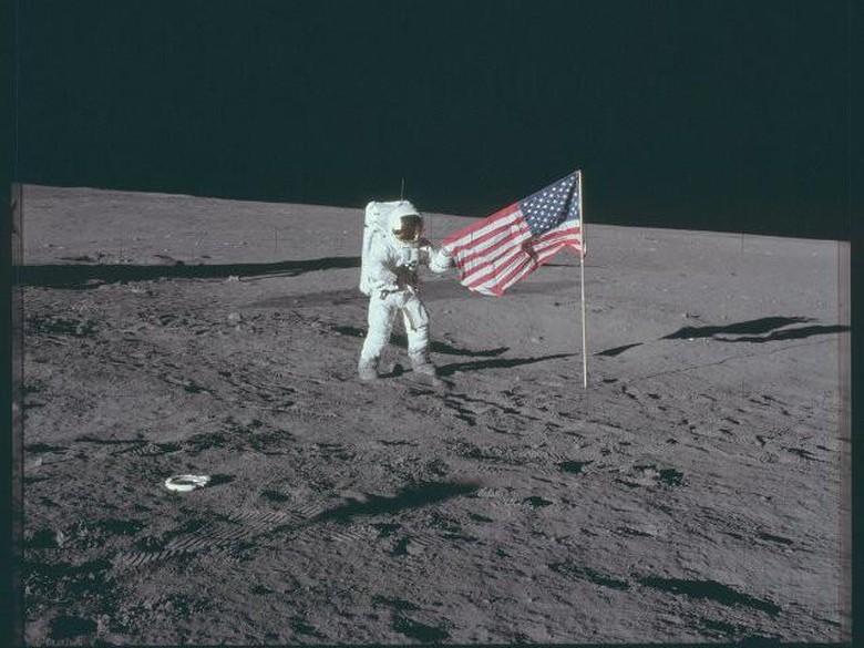 Ilustrasi luar angkasa. Foto: NASA