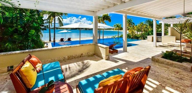 Foto: Setelah mengikat janji suci pada 30 Juni 2017 lalu, pemain sepakbola Lionel Messi tengah bulan madu di resor mewah Jumby Bay yang terletak di Antigua dan Barbuda (Jumby Bay/Rosewood Hotels)