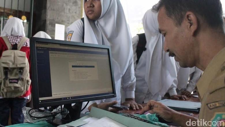 Pemprov Banten Akui Server PPDB Online SMA/SMK Ada Gangguan