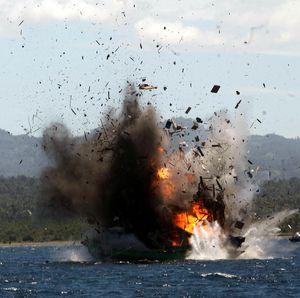 Polling: Setuju atau Tidak Kapal Maling Ikan Tak Ditenggelamkan?