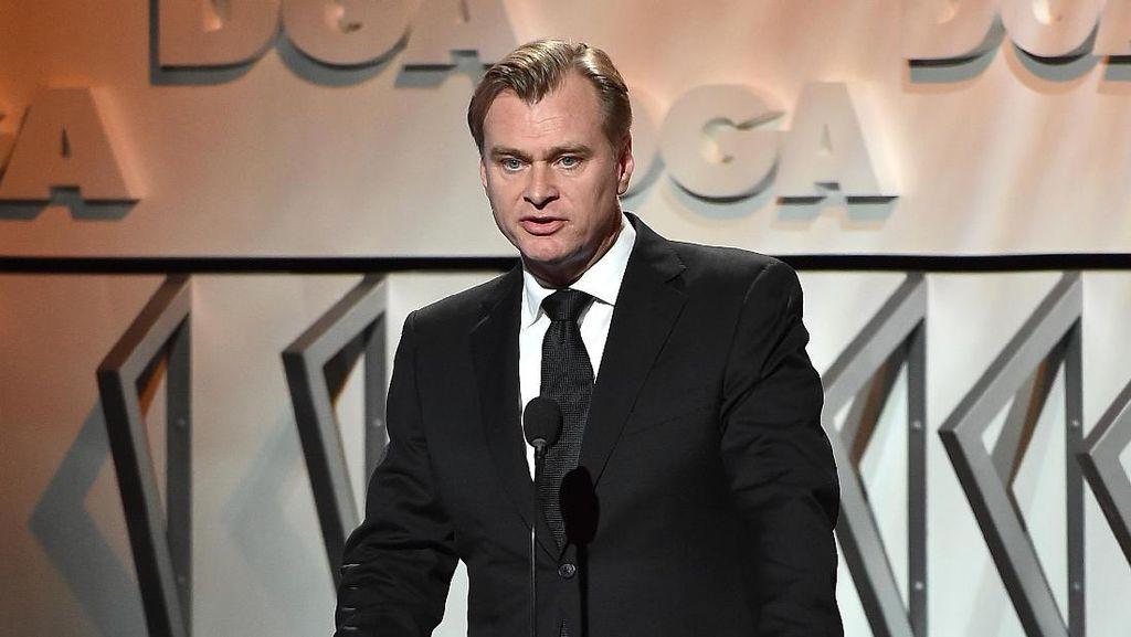 Netflix Ngarep Banget Bisa Jadi Rumah Film Terbaru Christopher Nolan