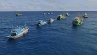 Susi Pelototi Izin 1.132 Kapal Eks Asing di RI