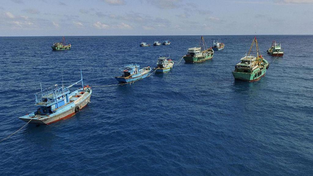 Diintai China, Ini Dia Kekayaan RI di Laut Natuna