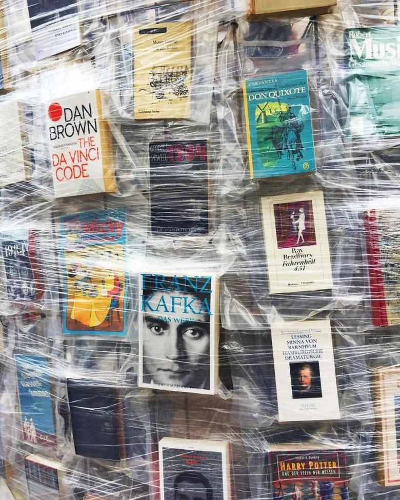 Selamat Hari Buku Sedunia, Apa Buku Favoritmu?  Foto: Pool