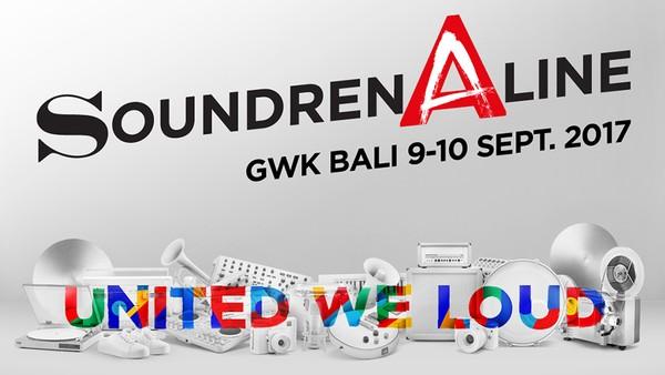 Soundrenaline 2017 Hari Pertama, Ada Siapa Saja?