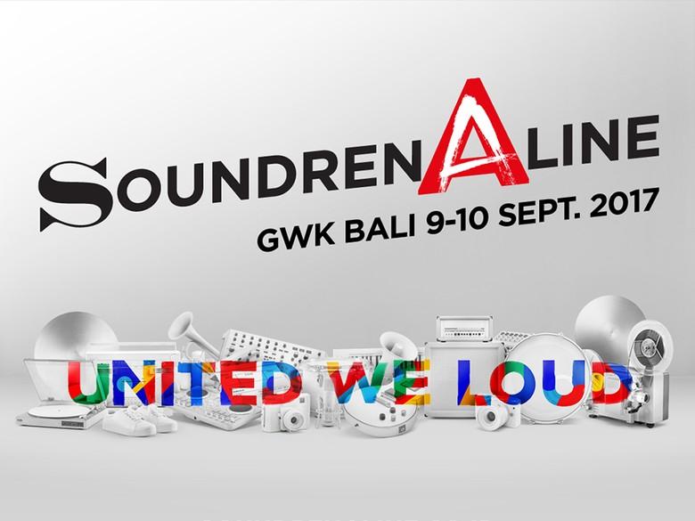Bujangan Urban Garap Proyek Seni di Soundrenaline 2017