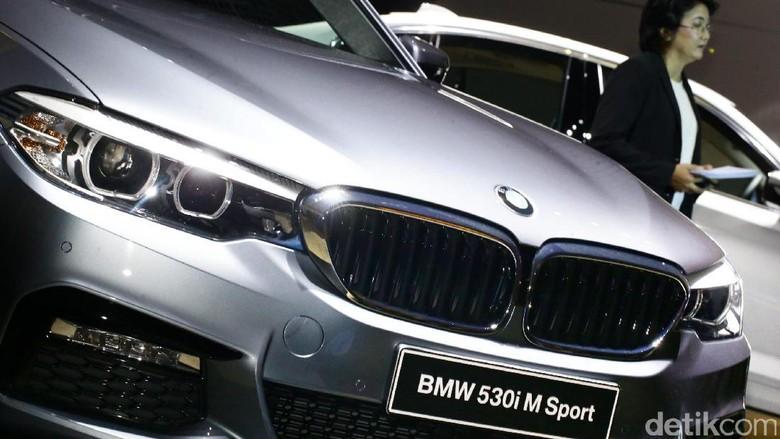 BMW 530i M Sport Foto: Hasan Alhabshy