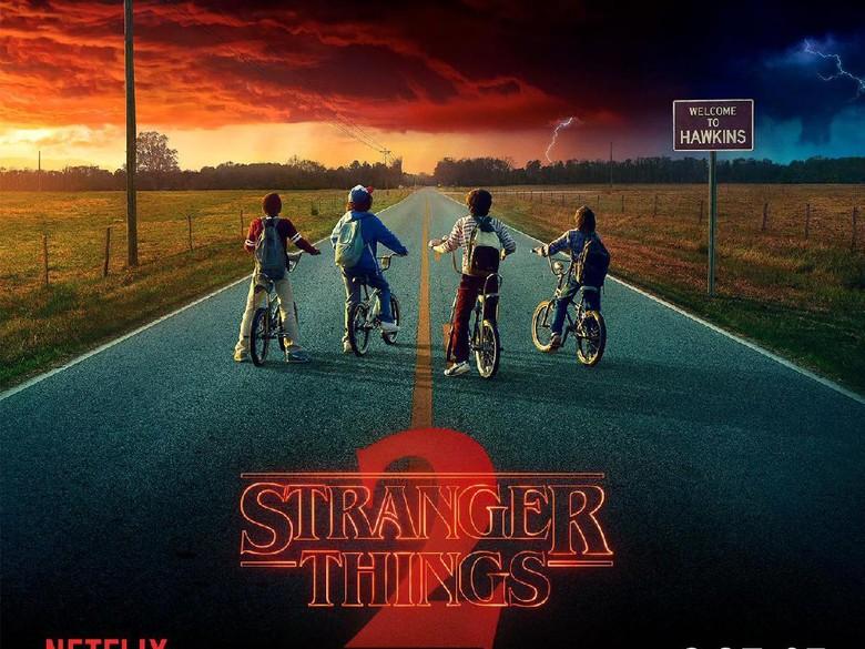 Stranger Things Kini Diadaptasi dalam Bentuk Buku