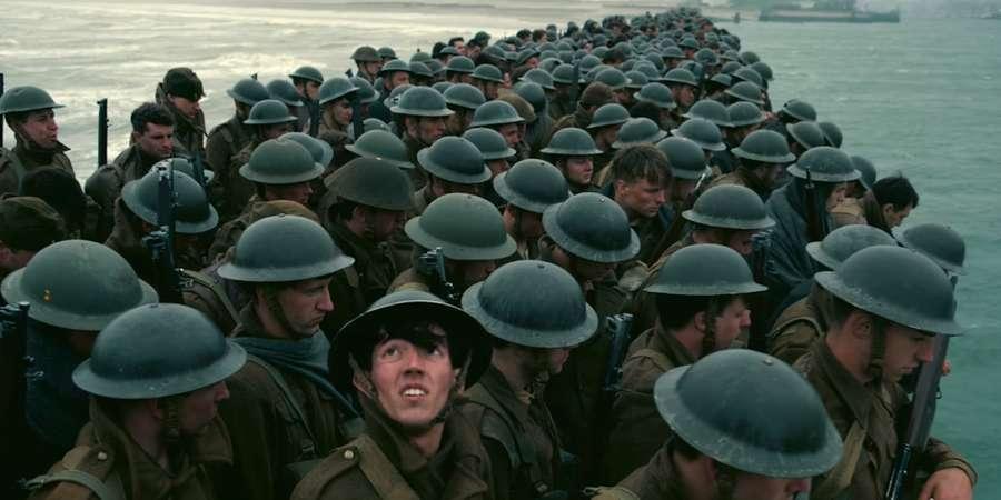 Lihat Adegan-adegan Terbaik Dunkirk