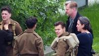 Salah satu momen Harry Styles dalam film tersebut. Foto: dok Dunkirk