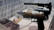 AS Masih Jadi Eksportir Senjata Terbesar di Dunia