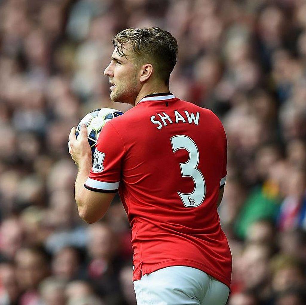 Shaw Masih Ingin Buktikan diri di MU
