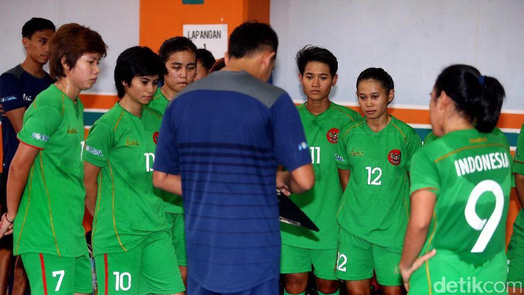 Target Medali Emas dan Persaingan Futsal Putri di SEA Games 2017