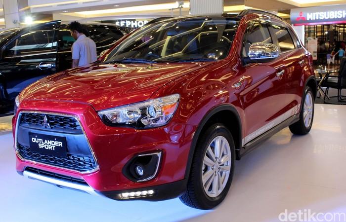 Mitsubishi memperkenalkan beberapa varian sport terbarunya untuk pasar di Indonesia. Mulai dari Pajero Sport hingga Outlander Sport.