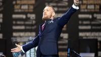 Conor McGregor Ucapkan Selamat ke Khabib, Apa Katanya?