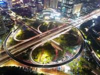 Bangun Simpang Susun Semanggi Tanpa Utang, LRT Jakarta ke Soetta