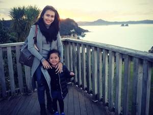 Berusia 3 Tahun, Bilqis Putri Ayu Ting Ting Pakai Tas Sekolah Rp 11 Juta