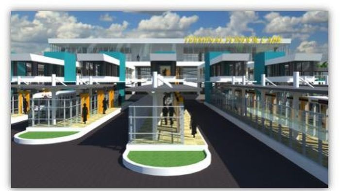 Terminal Bus Antar Kota Pondok Cabe, Pamulang, Kota Tangerang Selatan/Foto: Dok Pemkot Tangerang Selatan