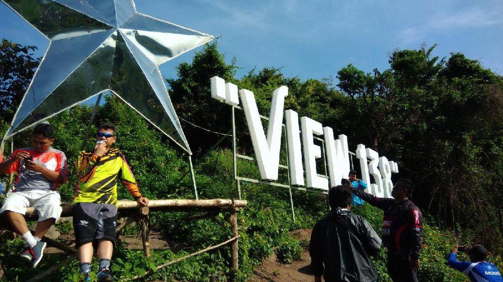 Ini Lho View 138, Destinasi Wisata Keren di Kediri