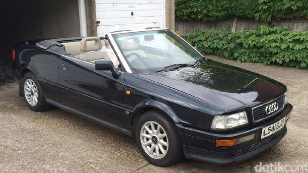 Audi yang sempat dikendarai Putri Diana