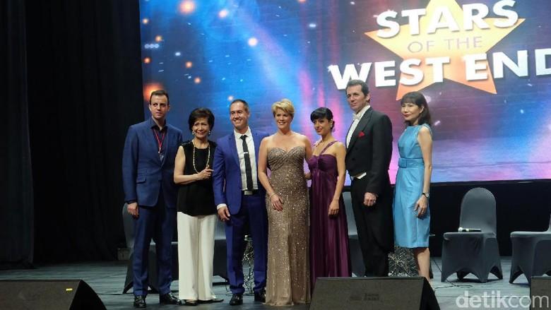 Tiket Pentas Stars of the West End Sudah Terjual 50 Persen