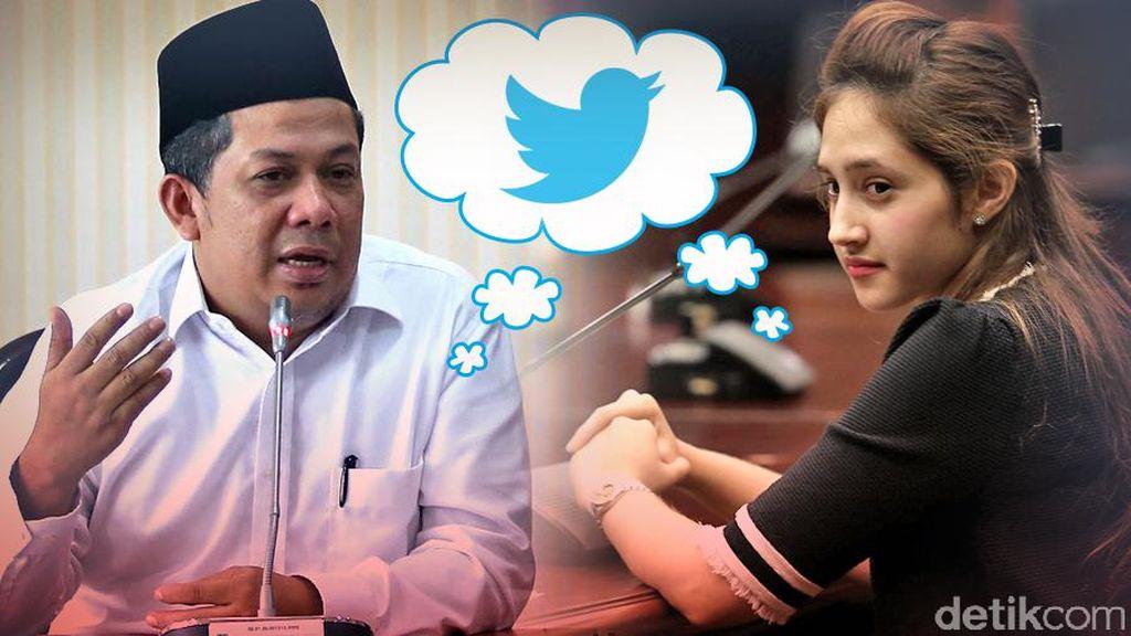 Tsamara mendadak viral dan menjadi pemicaraan di media sosial karenaberani menantang Wakil Ketua DPR Fahri Hamzah di Twitter. Foto: Ilustrasi: Andhika Akbaryansyah