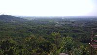 Pemandangan dari View 138 (Andhika Dwi/detikTravel)