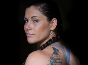 Wanita Ini Lawan Depresi Pasca Melahirkan dengan Jiu-jitsu